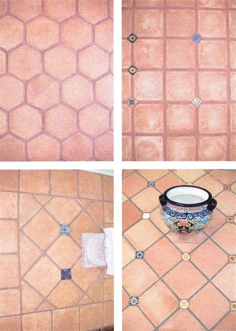 gon z decorations mexican tiles saltillo pavers