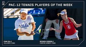 Pac-12 announces Tennis Players of the Week   Pac-12