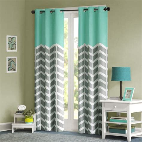 miller home chevron curtains best 20 chevron home decor ideas on map globe