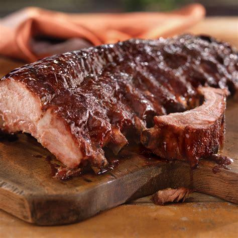 pork ribs mediterranean back ribs with pomegranate sauce pork recipes pork be inspired