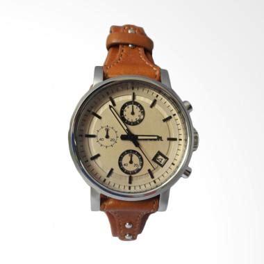 jual fossil chronograph original boyfriend sport jam