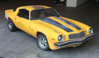 bumblebee camaro year funky monkey props odds and sods
