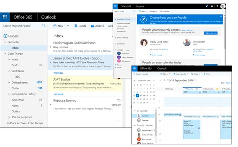 Office Outlook by Intro To Office 365 Get The Best From Your It