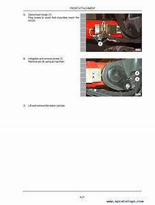 Case Wx95  U0026 Wx125 Wheeled Excavators Pdf Manual
