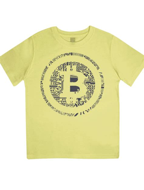 Clothing and fashion stores accepting bitcoin and other cryptocurrencies as a payment. Bitcoin Circuit Black Junior T-Shirt   Kings of Crypto   Crypto Clothing Store