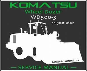 Komatsu Wd500