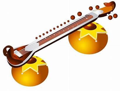 Instruments Clipart Folk Musical Indian Transparent Webstockreview