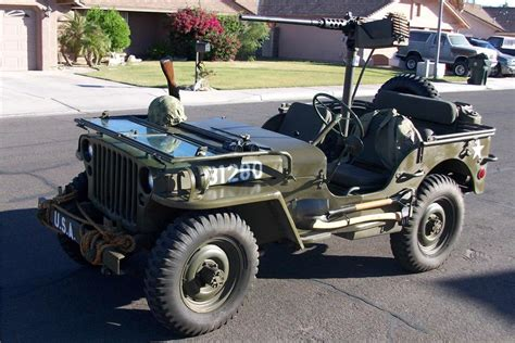wwii jeep willys 1945 willys military jeep 96748