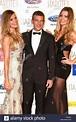 Nicole Kimpel, Antonio Banderas and Barbara Kimpel at the ...