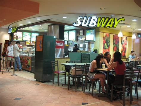 restaurant la cuisine file subway restaurant in the basement of raffles city