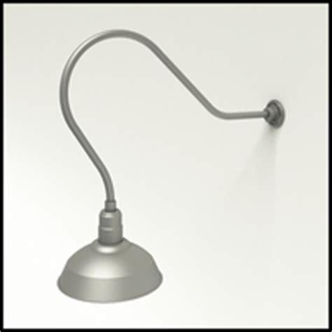 commercial light fixture warehouse shade gooseneck lighting