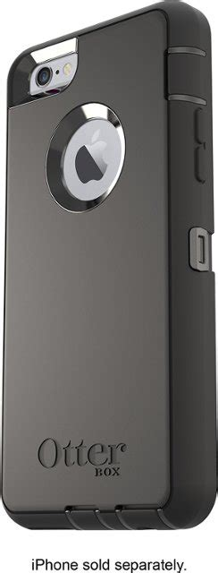 otterbox defender iphone 6 otterbox defender for apple iphone 6 and 6s black 15805