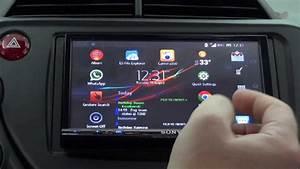 Sony Xav-701bt