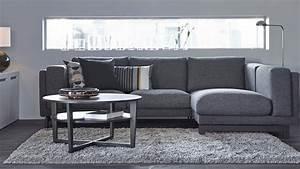 10 salons ambiance 100 masculine ideeco With tapis de sol avec salon center canapé