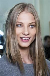 Blond Grau Haarfarbe : la couleur blond fonc parfait pour cette t et automne ~ Frokenaadalensverden.com Haus und Dekorationen