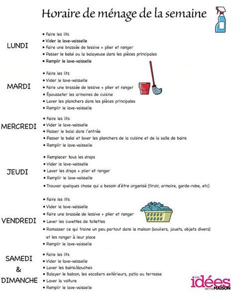 le journal de la femme cuisine organisation 10 listes pratiques organizations bullet and bullet journals