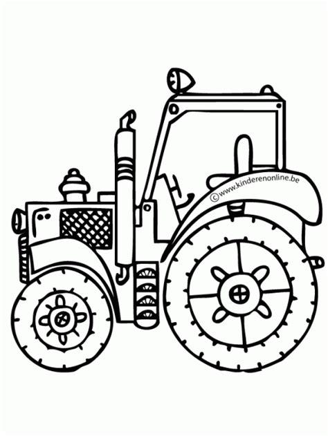 Afbeelding Tractor Kleurplaat by Kleurplaat Tractor Kleurplaten Tractor Toys En Lego