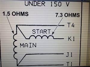 A200 Hobart Mixer - Electrical