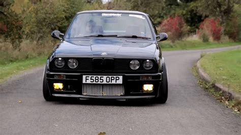 800 Horsepower V8 E30 Is Deliciously Evil