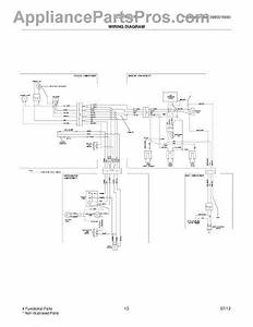 Parts For Frigidaire Lght2137lp6  Wiring Diagram Parts