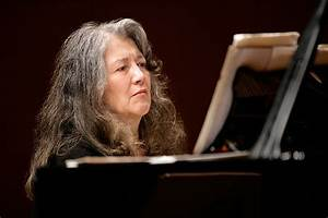 Martha Argerich | The Well-Tempered Ear