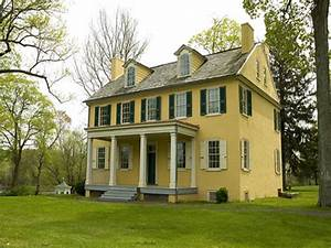 House Style Palettenkissen : image gallery new england colonial homes ~ Articles-book.com Haus und Dekorationen