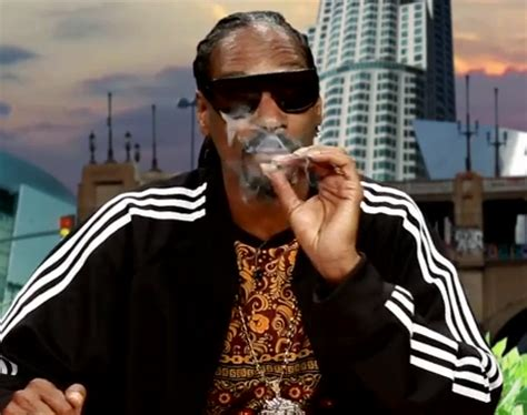 snoop dogg  smoked pot weed  white house
