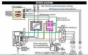 Contactor Wiring Diagram With Timer