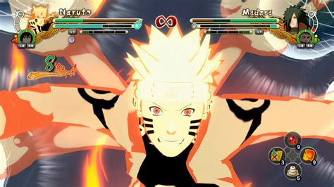 naruto shippuden ultimate ninja storm  full burst mods