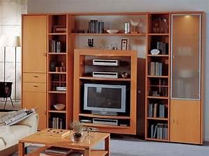 Living Room Lcd Tv Cabinet Design Ipc214 - Lcd Tv Cabinet