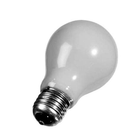 what is an opal light bulb 40w e27 es opal gls bulb 03064 the lighting superstore