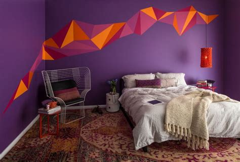 retro wall paint designs ideas design trends