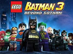 Lego Batman 3: Beyond Gotham Now Available! | DaDa Rocks!
