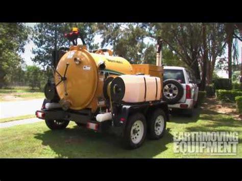 vermeer  vacuum excavator sucker truck youtube