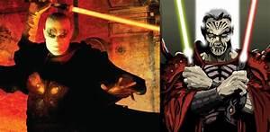 Versus Series Darth Bane VS Darth Krayt - YouTube