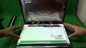 Asus A52j Laptop Screen Replacement Procedure