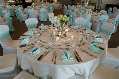 Beige Wedding Decor - light blue and beige wedding ideas baby blue and white
