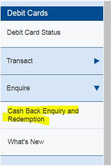 Debit card with chip includes technology that protects customer account information from unauthorized access by. How to redeem debit card cashback points of hdfc - Quora