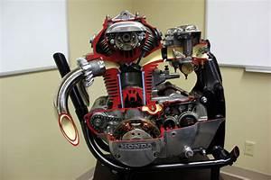 Engine Cutaways The Hard Way