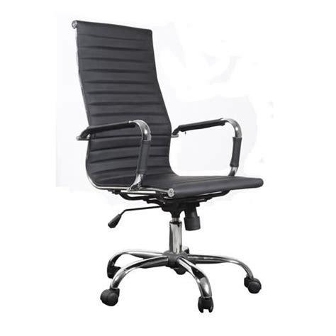 chaises de bureau design chaise bureau design achat vente chaise de bureau noir