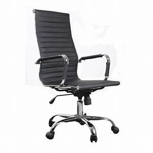chaise bureau design Achat / Vente chaise de bureau Noir