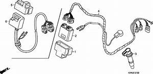 Honda Crf250r8 2008 Wire Harness Supplied Next Day  Uk