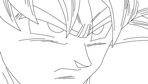 Goku ssj4 para dibujar facil Imagui