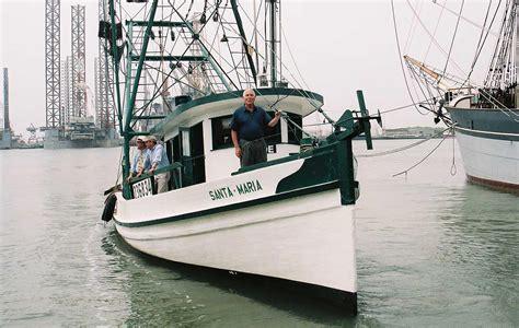 Boats For Sale In Edna Tx by 1937 Shrimp Boat Santa Galveston Historical Foundation