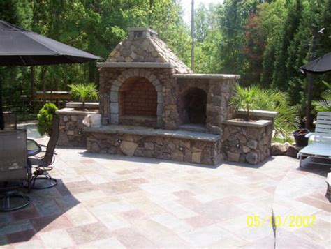 outdoor fireplace costs fort mill rock hill sc landscaping outdoor kitchens outdoor fireplaces cost