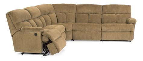 Flexsteel Triton Power Reclining Sofa Sectional Dunk
