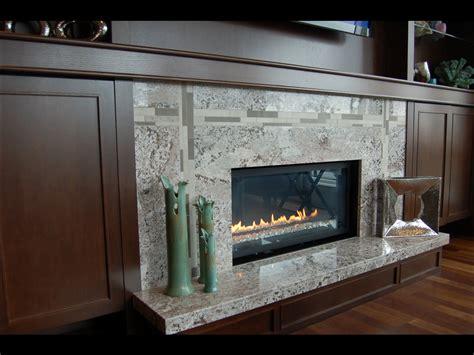 fireplace backsplash  gemini international marble