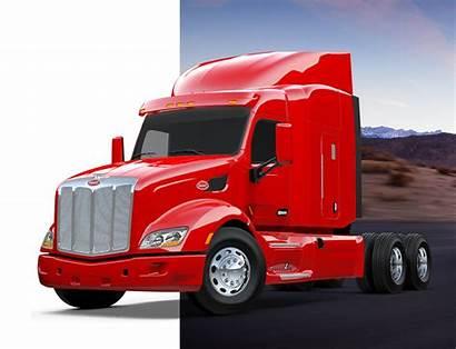 Peterbilt Truck Highway Trucks Built Kooner Task