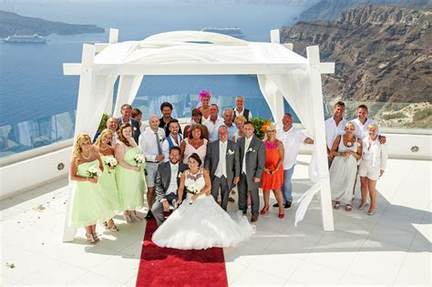 santorini wedding venues  santorini wedding cost