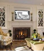 Wall Panel Furniture On Wall Mount Fireplace Flat Screen Tv Cabinets Living Room Wall Shelves And Cabinets Under Modern Living Room Tv Wall Wall Mounted Tv Cabinet Family Room Traditional With Brown Leather Mantel Living Room Traditional With Brown Walls Built In Cabinets